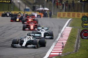 Az F1-es pontverseny állása a sanghaji verseny után