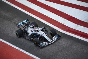 Nem tetszett az FIA-nak a Mercedes új első szárnya