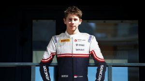 Elindult az F1 felé a kisebbik Leclerc is