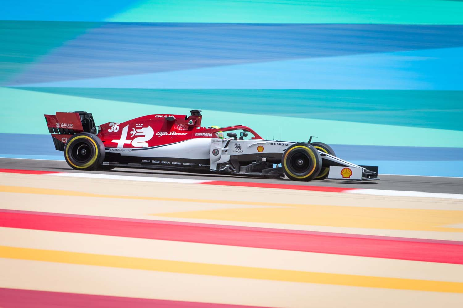F1 - TESTS BAHRAIN 2019
