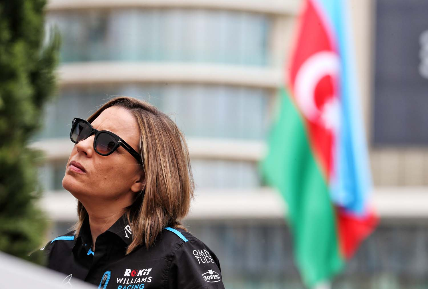 Motor Racing - Formula One World Championship - Azerbaijan Grand Prix - Preparation Day - Baku, Azerbaijan