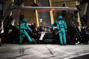 Wolff ötlete volt a Mercedes dupla kerékcseréje