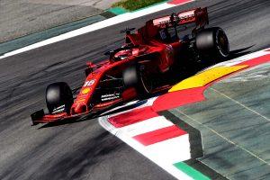 Eredményes tesztnapja volt kedden a Ferrarinak