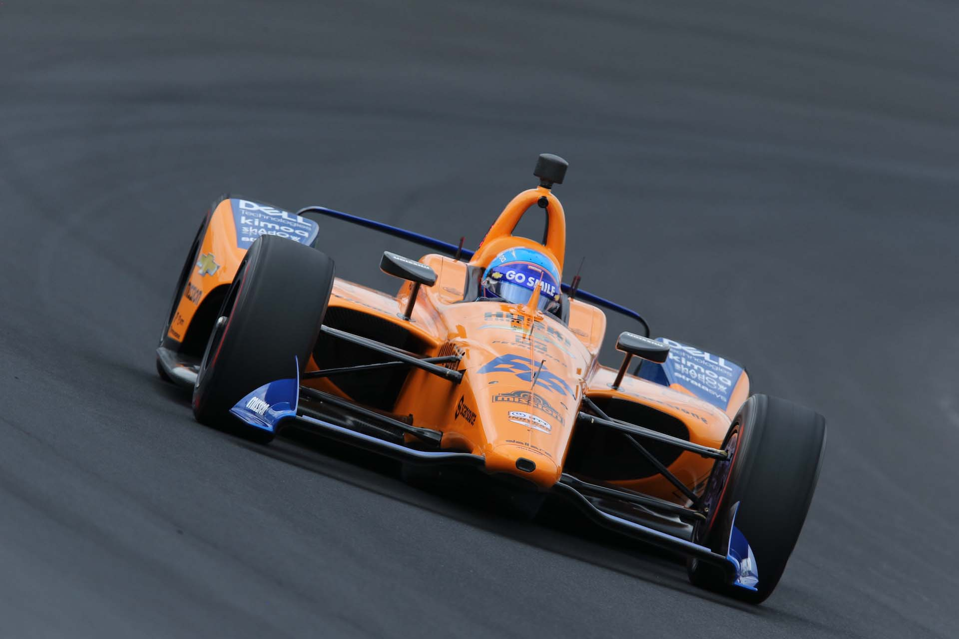 Fernando Alonso, McLaren, IndyCar, Indianapolis 500, 2019