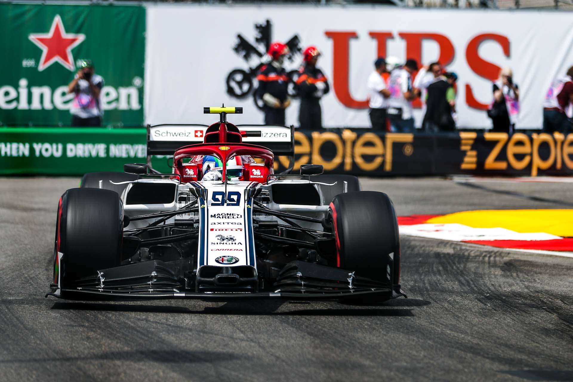F1 - MONACO GRAND PRIX - 2019