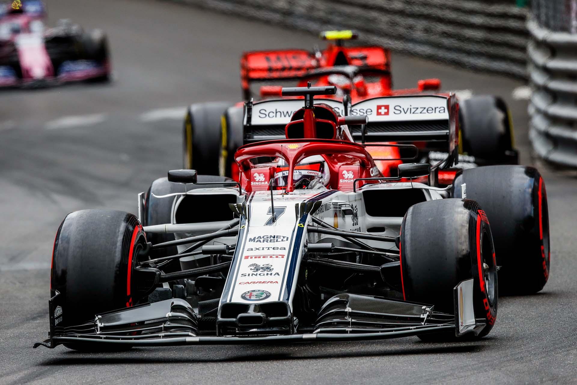 F1 - MONACO GRAND PRIX - 2019 - RACE