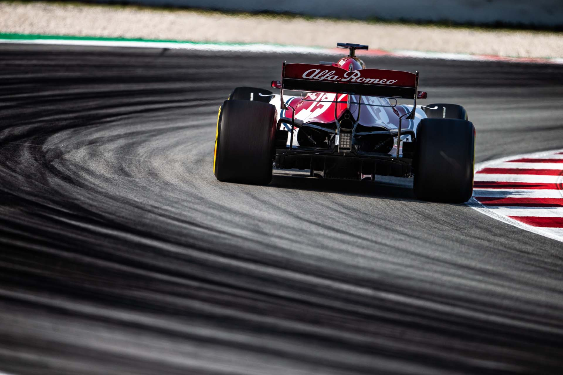 F1 - TESTS BARCELONA 05/2019