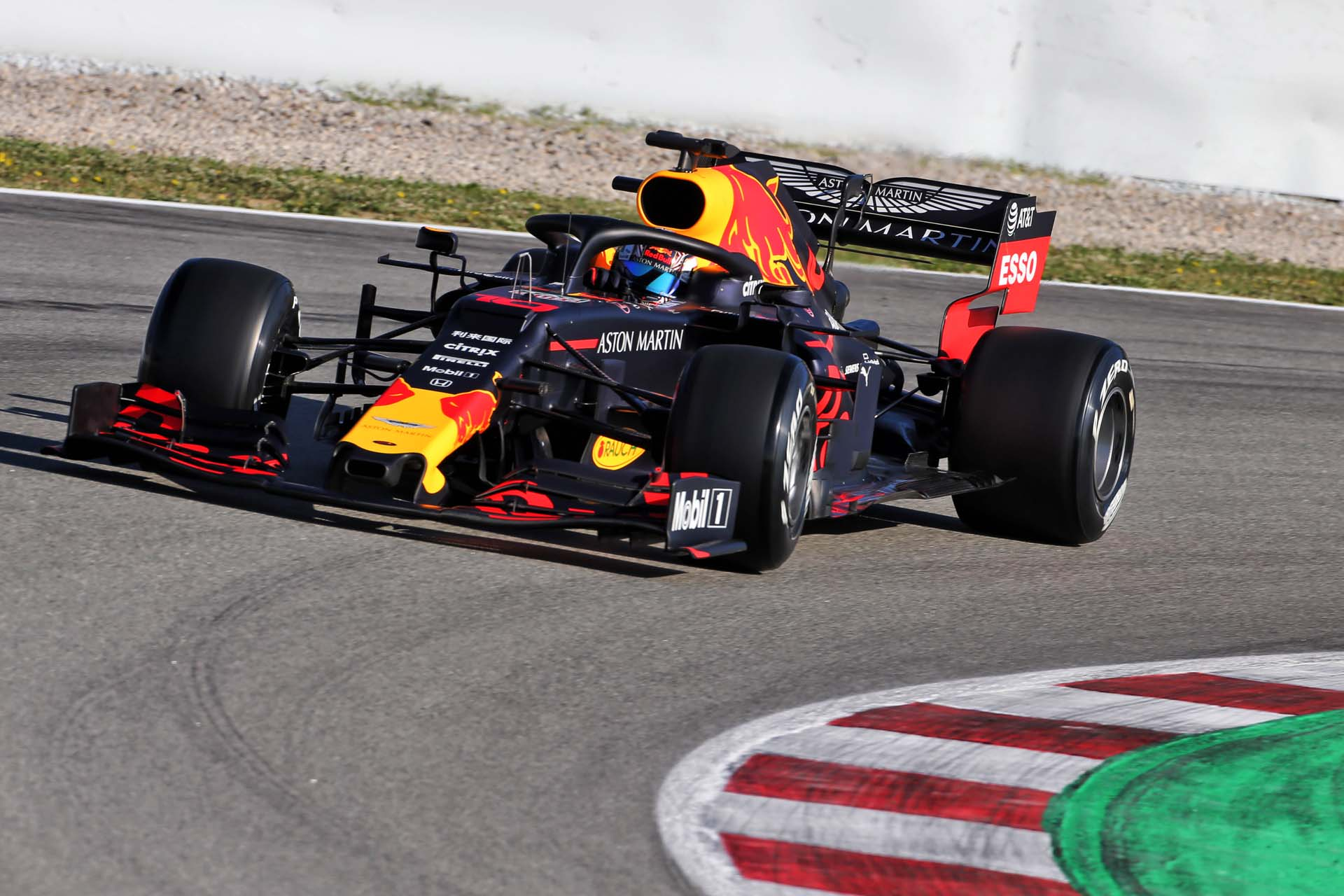 Formula 1 Testing - Day One