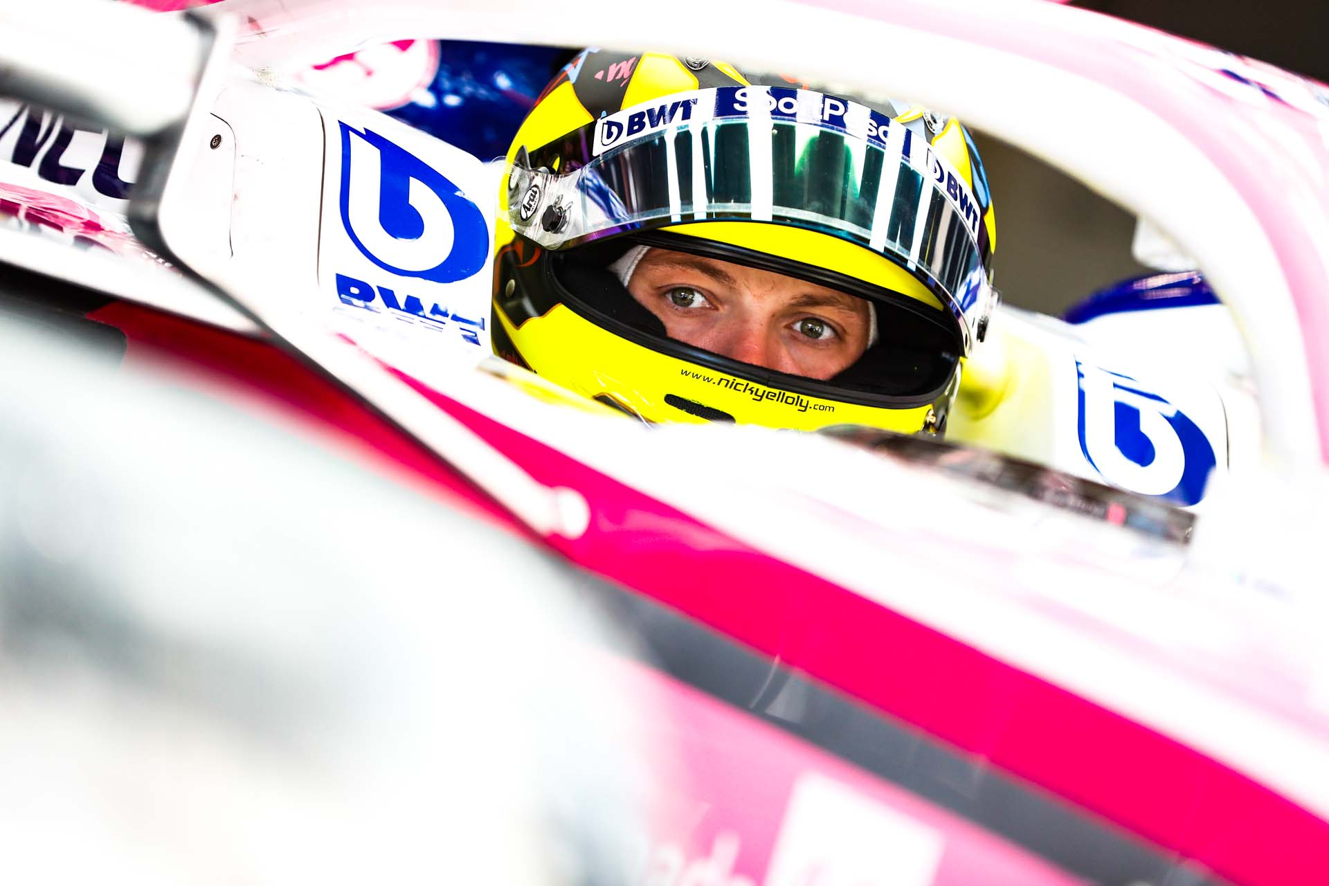 Nick Yelloly, Racing Point RP19