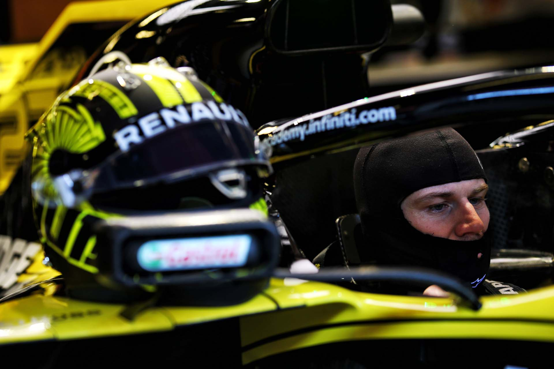 Motor Racing - Formula One Testing - In Season Test - Day 1 -  Barcelona, Spain