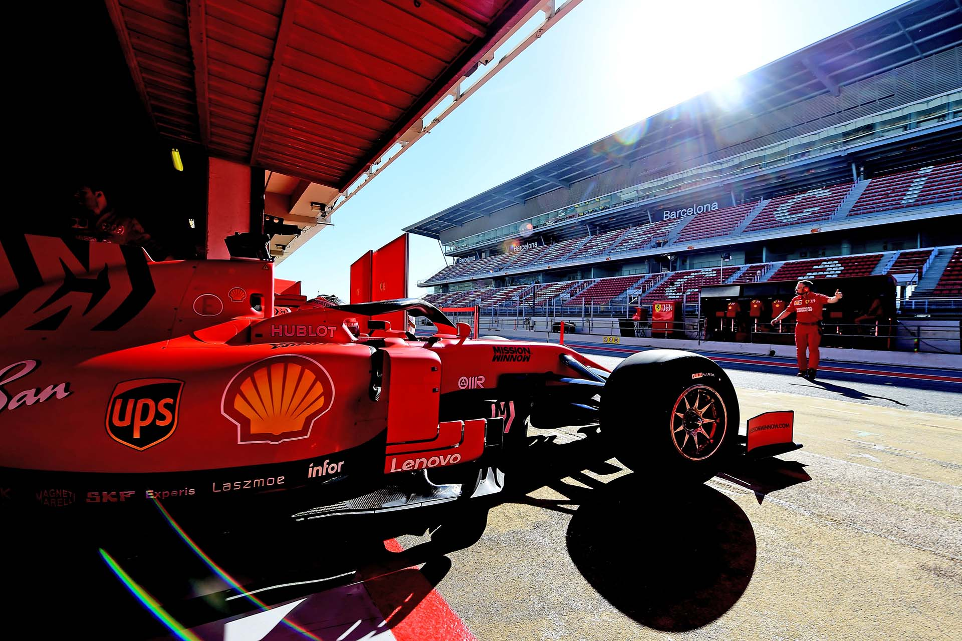 F1Testing_Barcelona_3WED_Ferrari_190119-test-4-barcelona-day-2