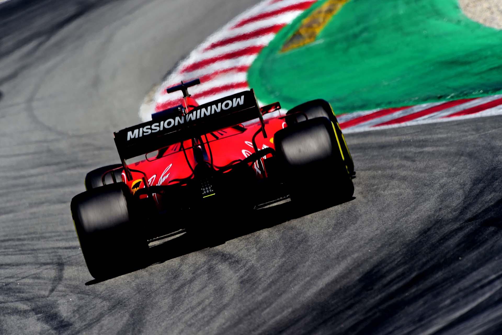 F1Testing_Barcelona_3WED_Ferrari_190124-test-4-barcelona-day-2