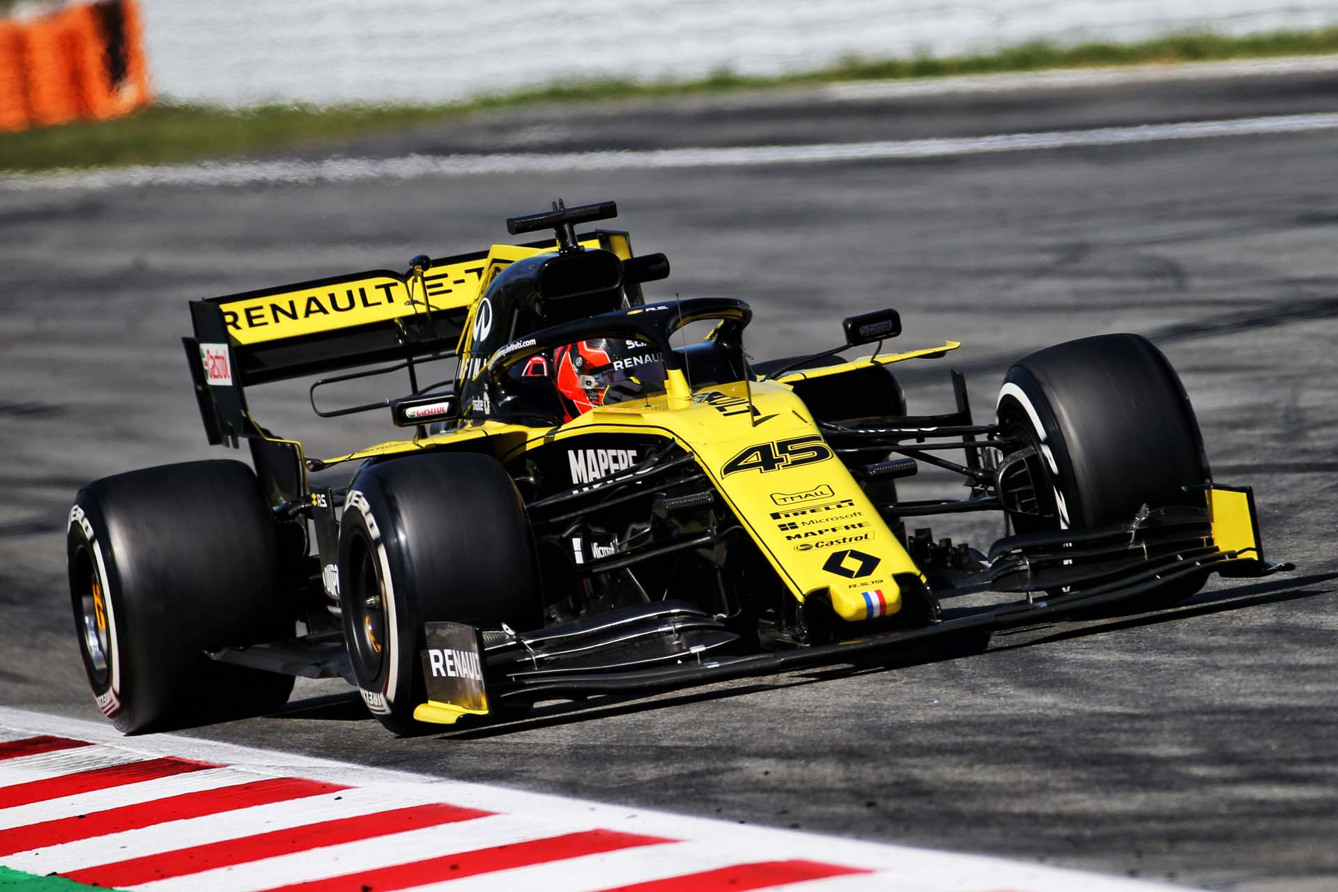 Motor Racing - Formula One Testing - In Season Test - Day 2 - Barcelona, Spain