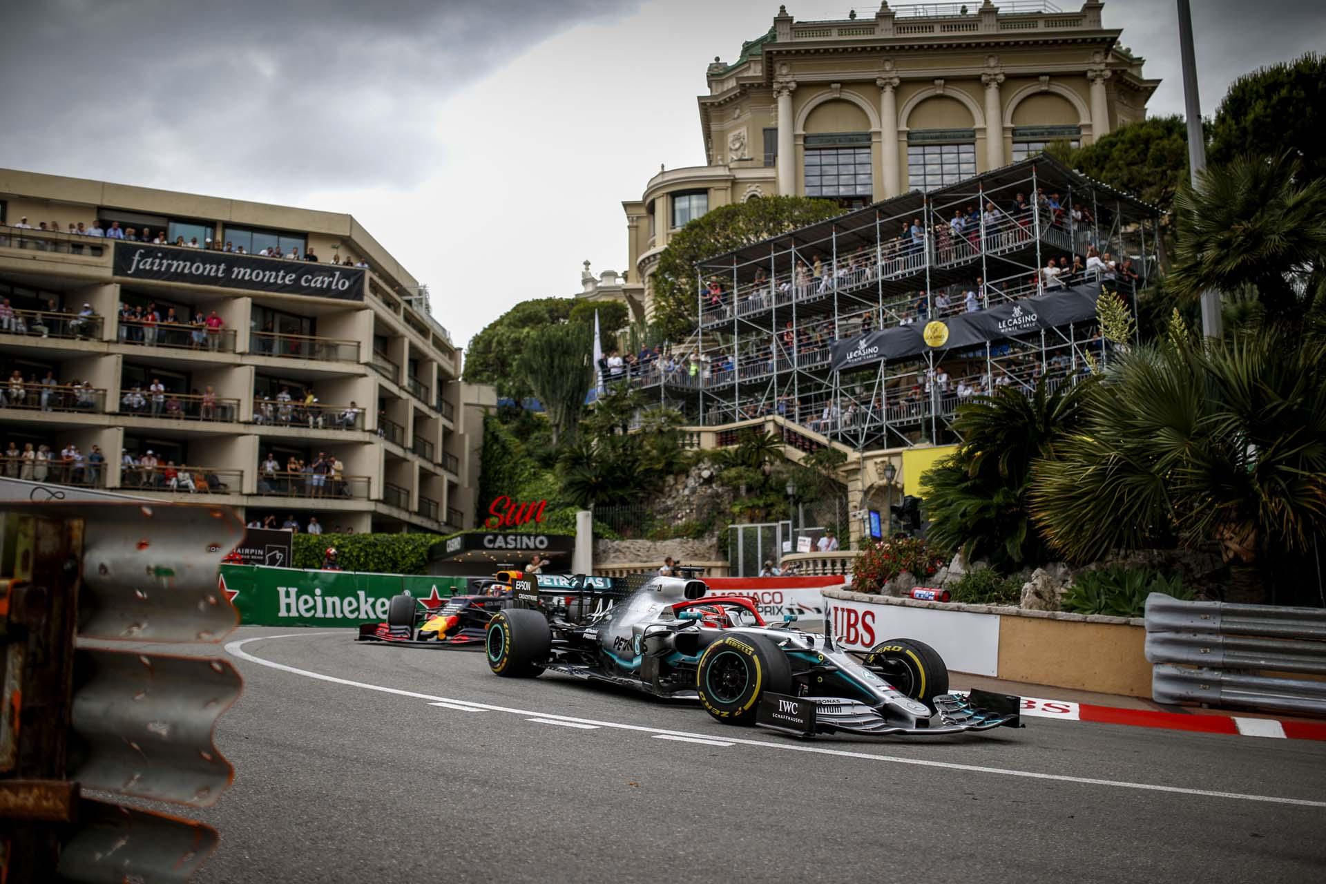 Großer Preis von Monaco 2019, Sonntag - Wolfgang Wilhelm