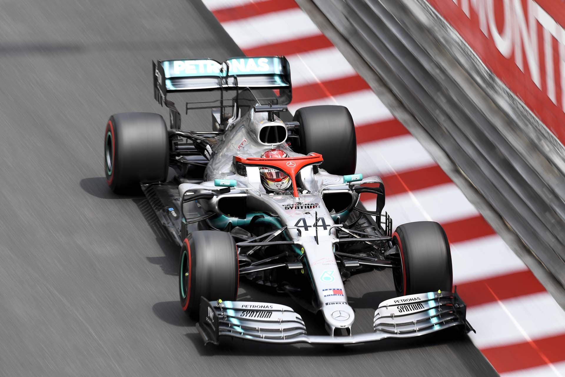 Großer Preis von Monaco 2019, Samstag - LAT Images