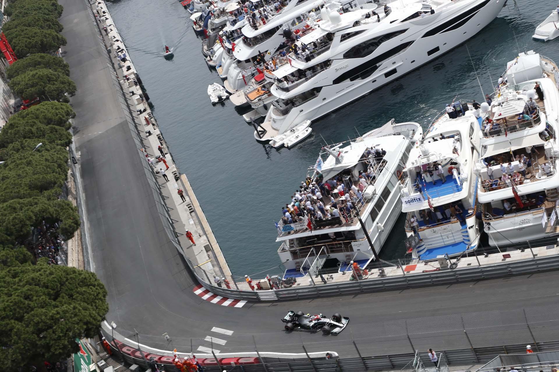 Großer Preis von Monaco 2019, Samstag - Wolfgang Wilhelm
