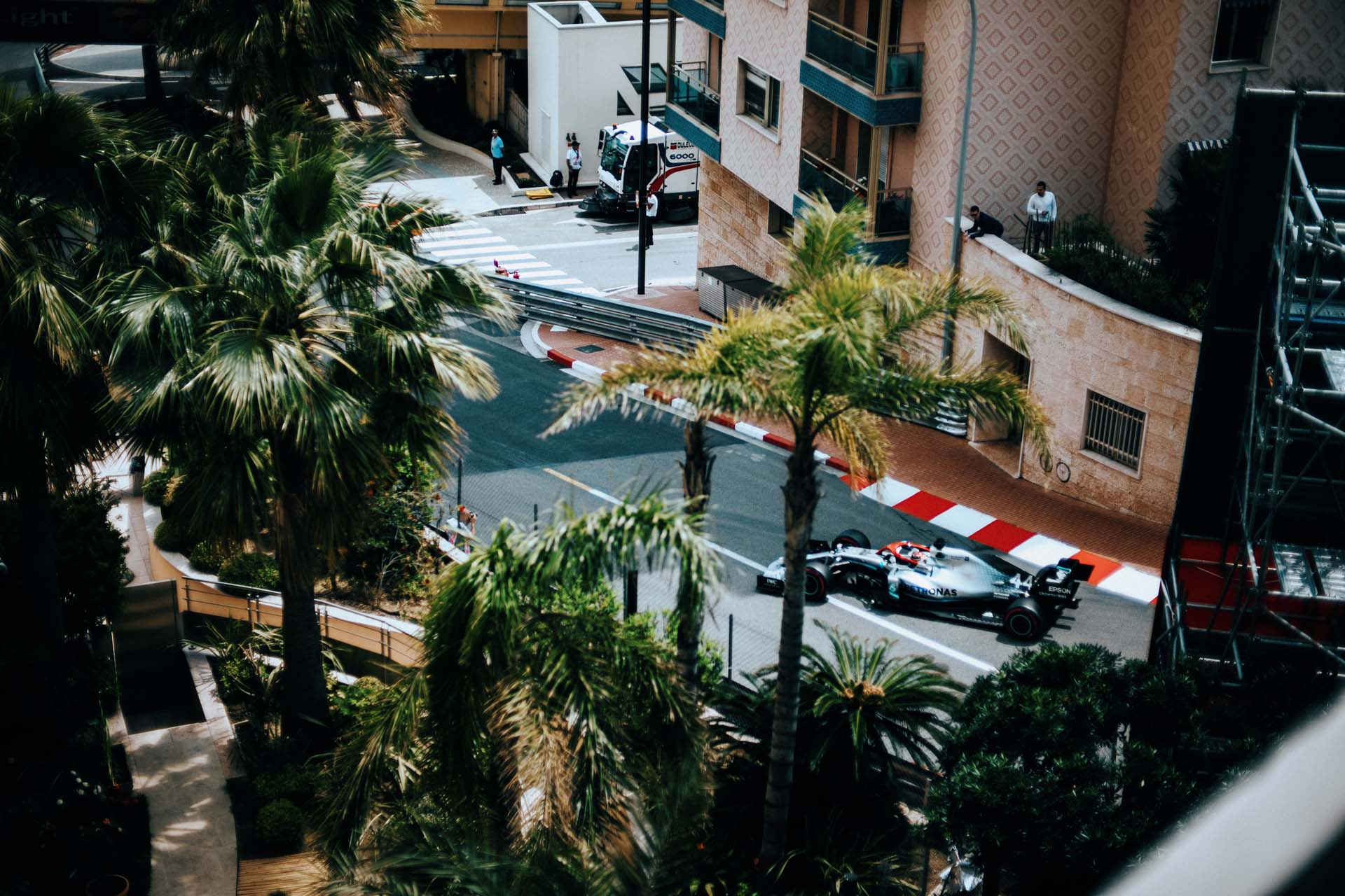 Großer Preis von Monaco 2019, Samstag - Paul Ripke