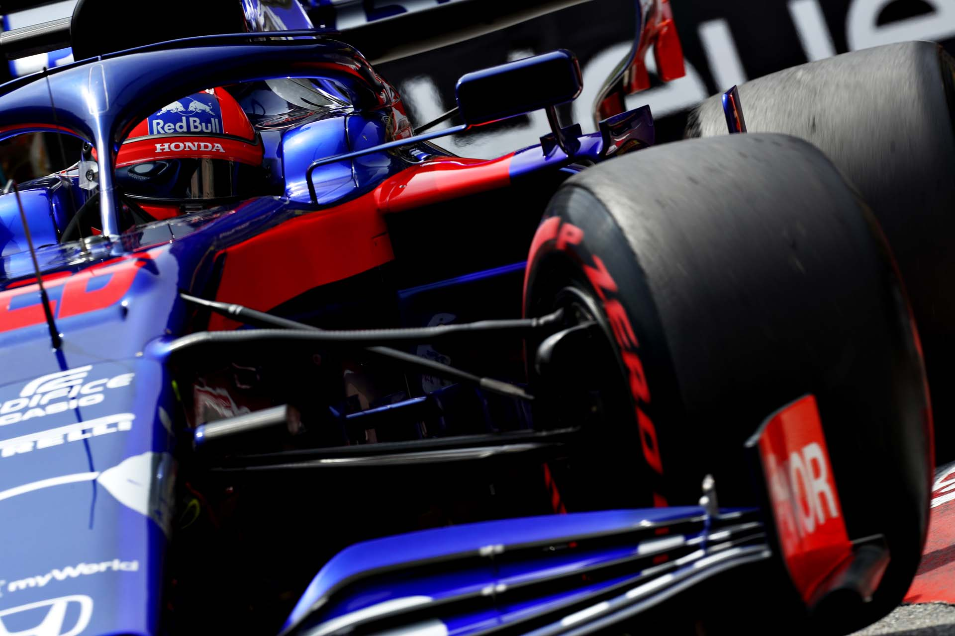 F1 Grand Prix of Monaco - Final Practice