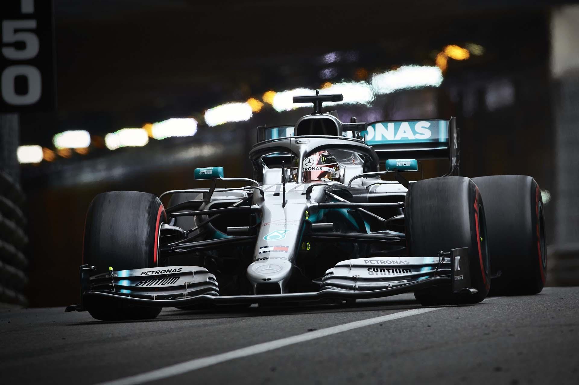 Großer Preis von Monaco 2019, Donnerstag - Steve Etherington