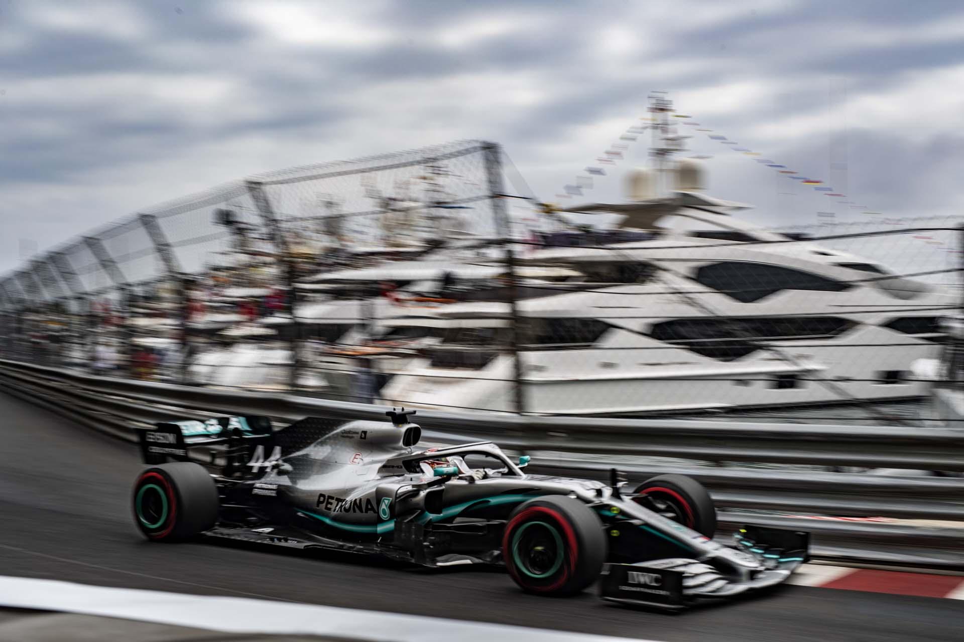 Großer Preis von Monaco 2019, Donnerstag - LAT Images