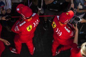 Leclerc szépen megnehezíti Vettel életét – Ralf Schumacher