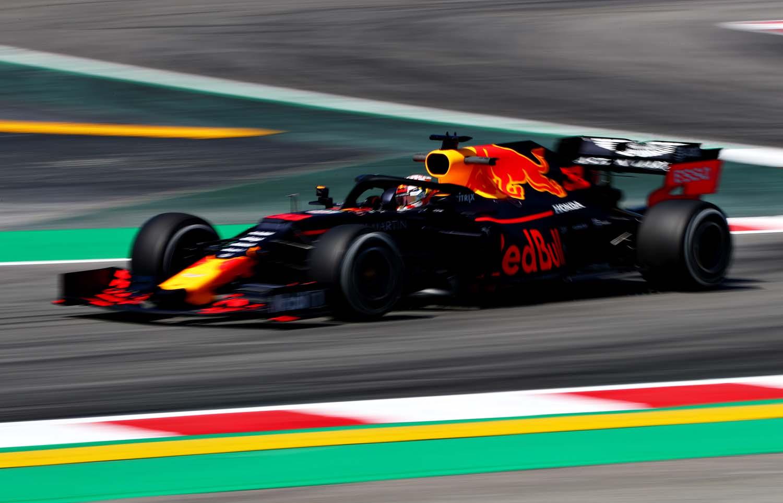 F1 Grand Prix of Spain - Practice