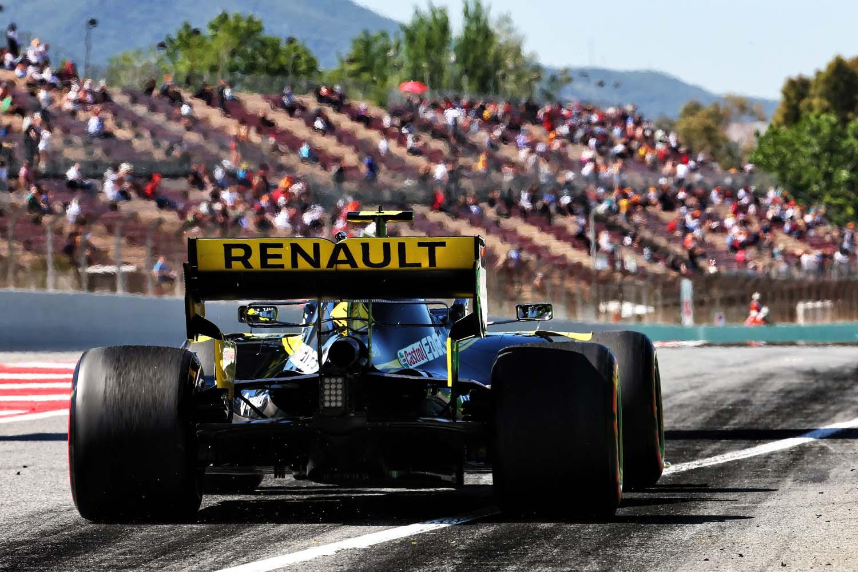 Motor Racing - Formula One World Championship - Spanish Grand Prix - Practice Day - Barcelona, Spain