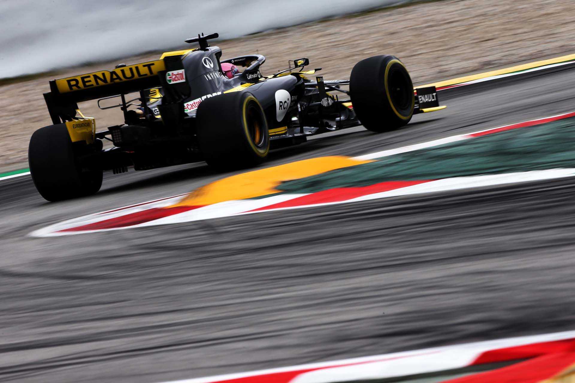 Motor Racing - Formula One World Championship - Spanish Grand Prix - Qualifying Day - Barcelona, Spain