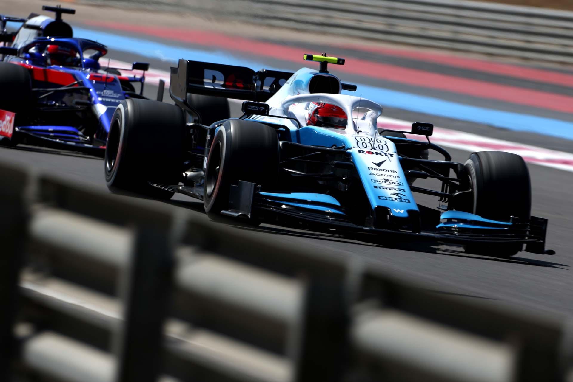 Robert Kubica (POL) Williams Racing FW42. French Grand Prix, Friday 21st June 2019. Paul Ricard, France.