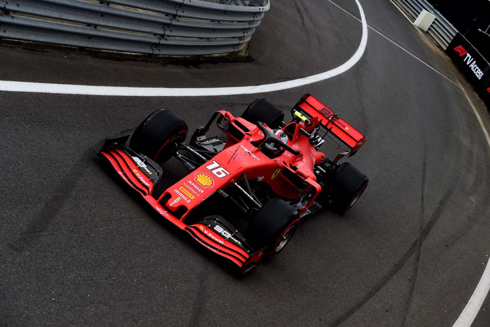 GP GRAN BRETAGNA F1/2019 - VENERDÌ 12/07/2019 credit: @Scuderia Ferrari Press Office Charles Leclerc Ferrari