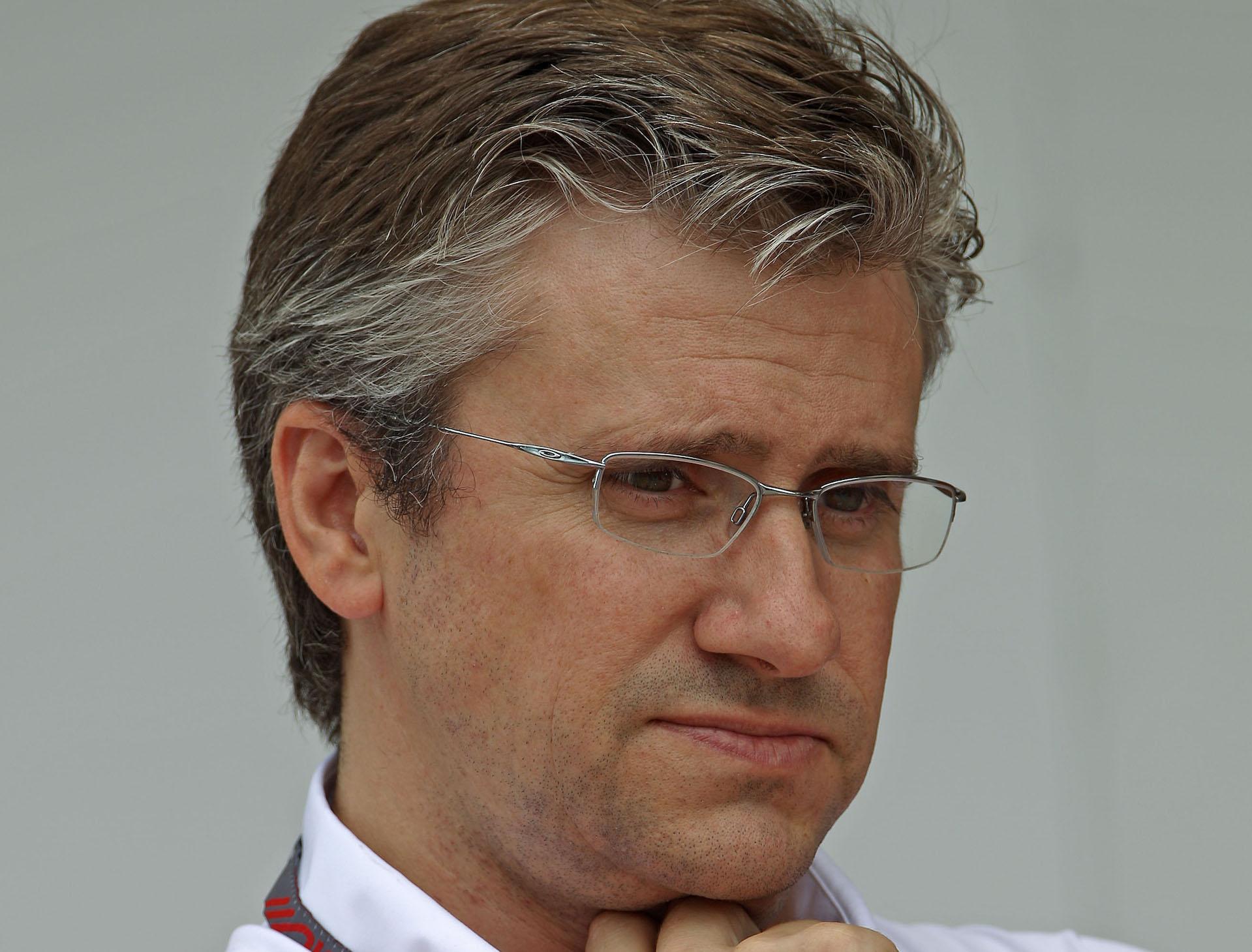 Pat Fry (GB), Scuderia Ferrari. Hungaroring Circuit.