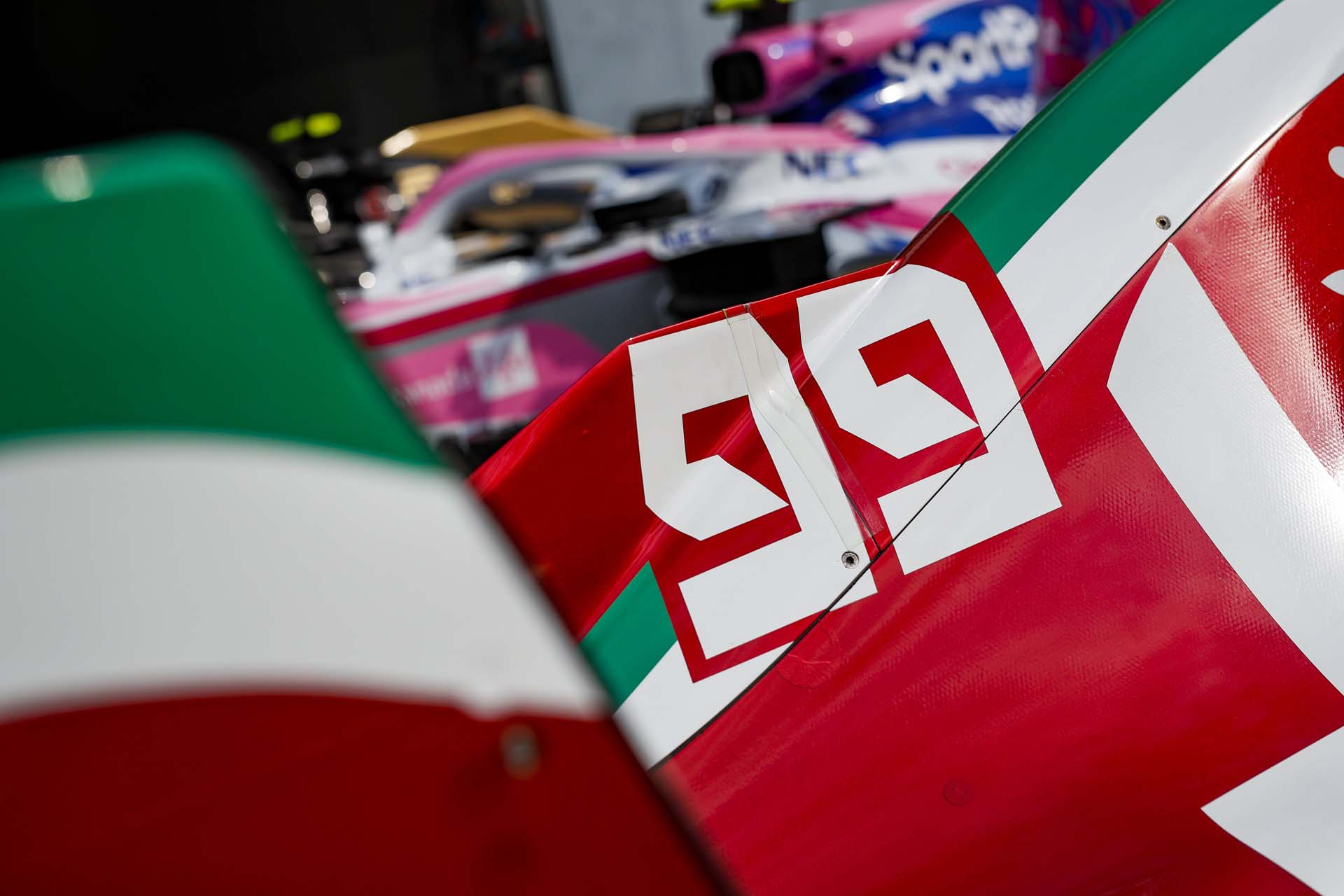 F1 - ITALY GRAND PRIX 2019