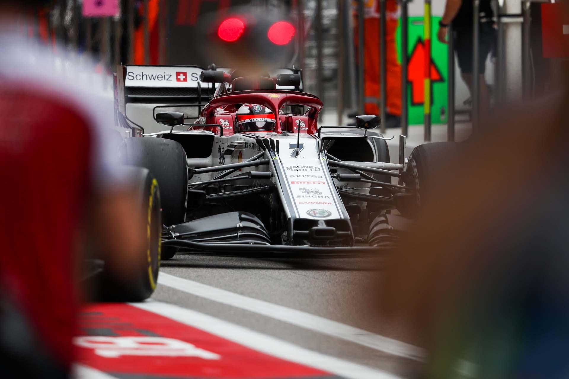 F1 - RUSSIAN GRAND PRIX 2019