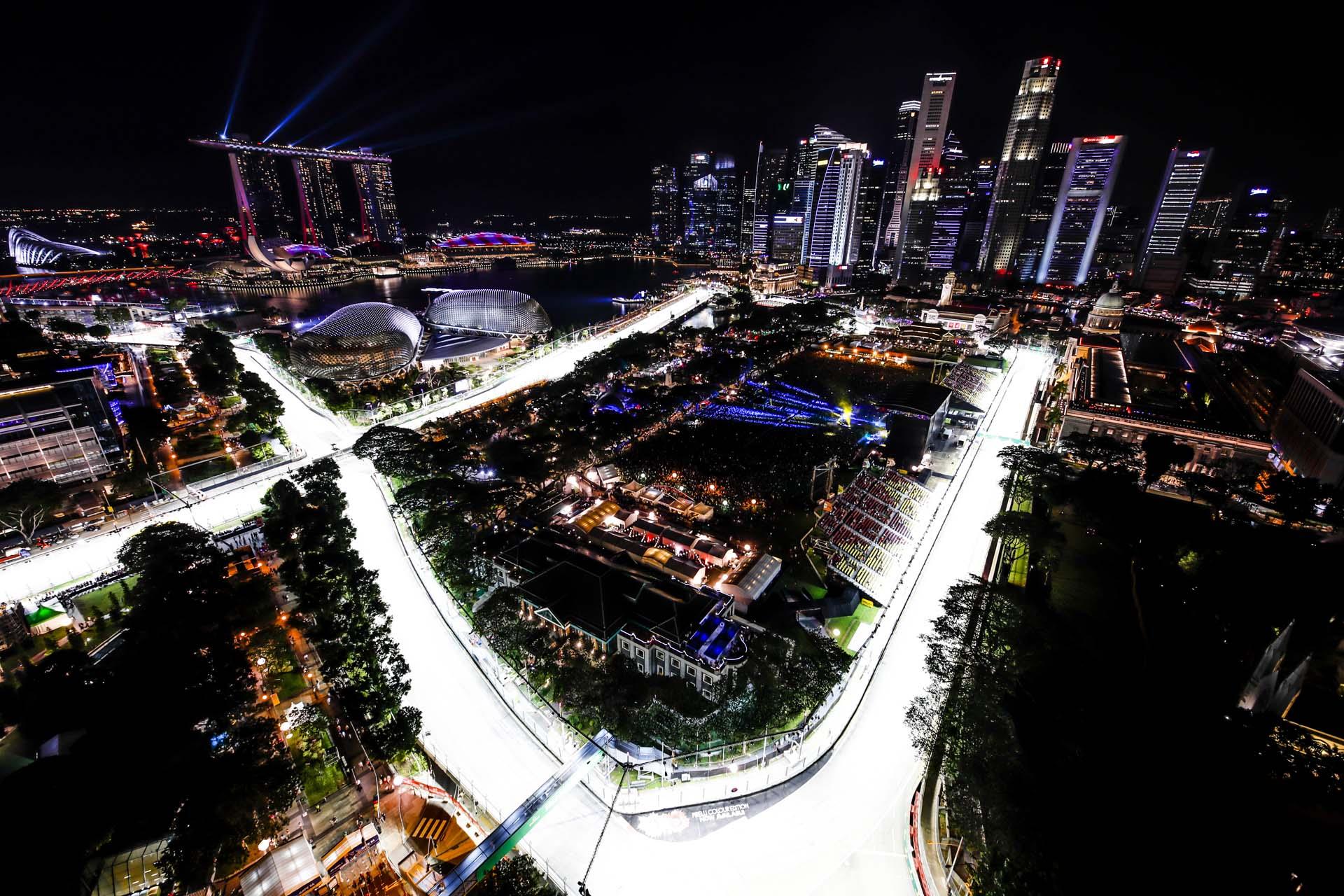 F1 - SINGAPORE GRAND PRIX 2017