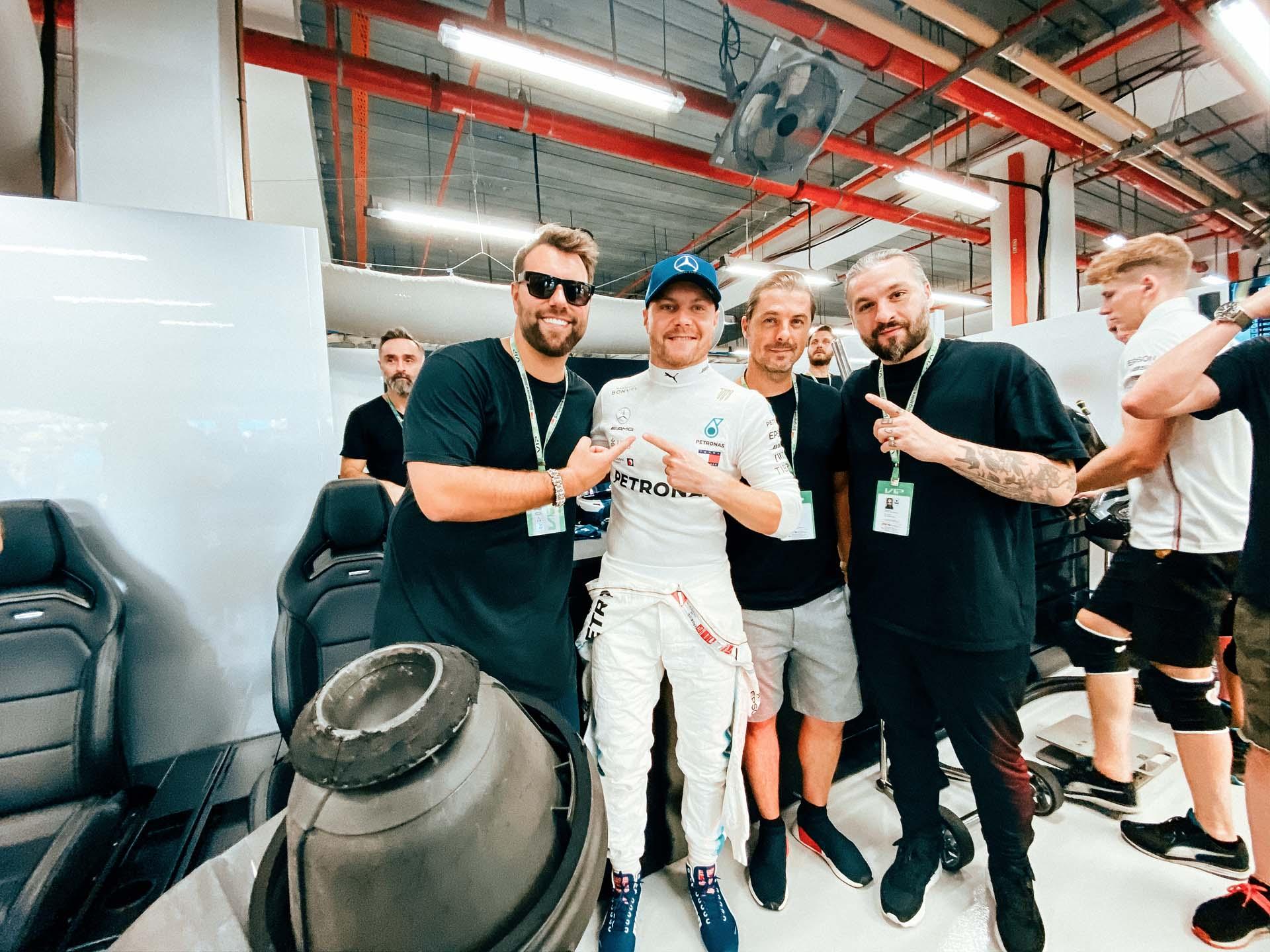2019 Singapore Grand Prix, Friday - Paul Ripke