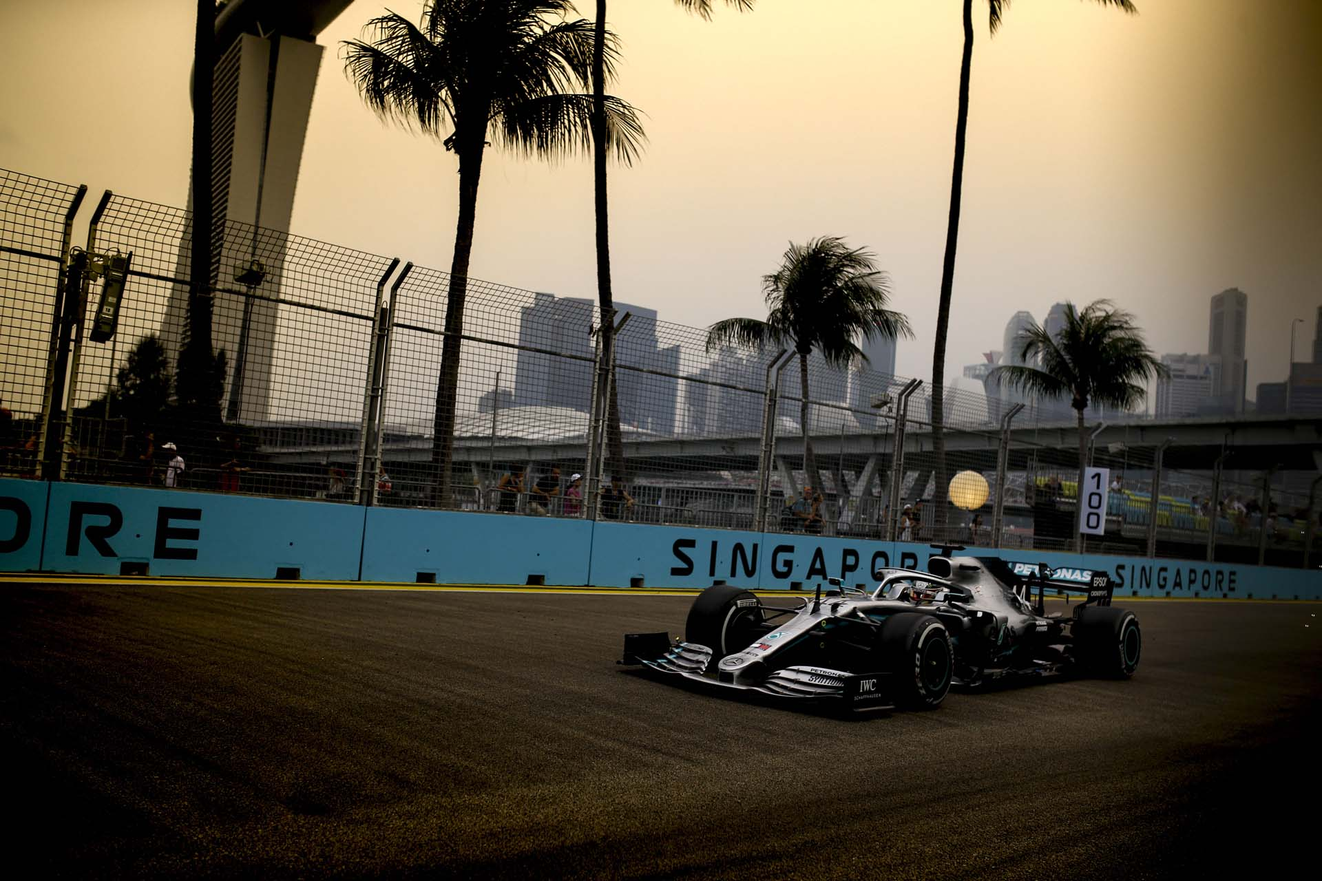 2019 Singapore Grand Prix, Friday - Wolfgang Wilhelm