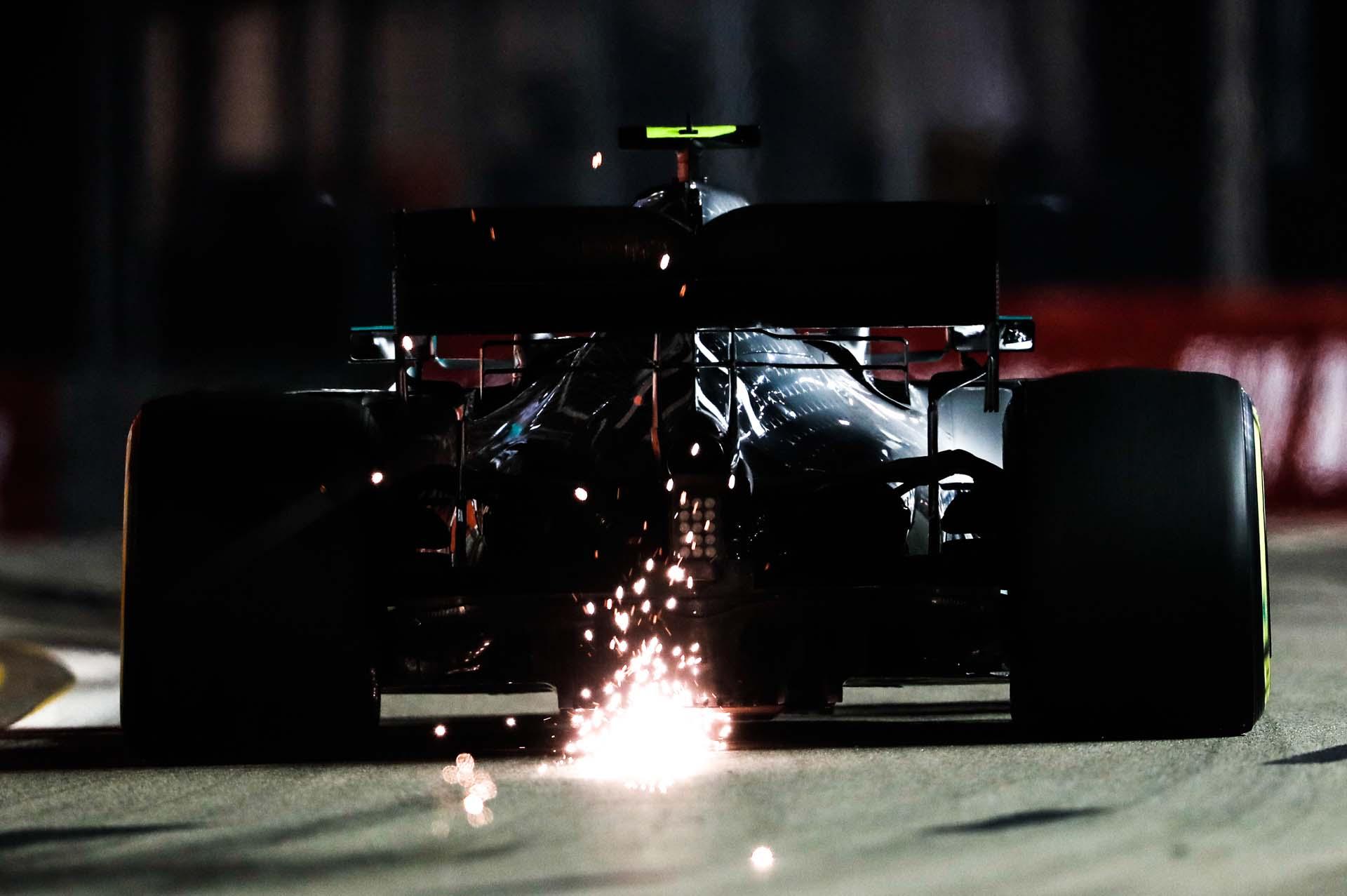 2019 Singapore Grand Prix, Friday - LAT Images