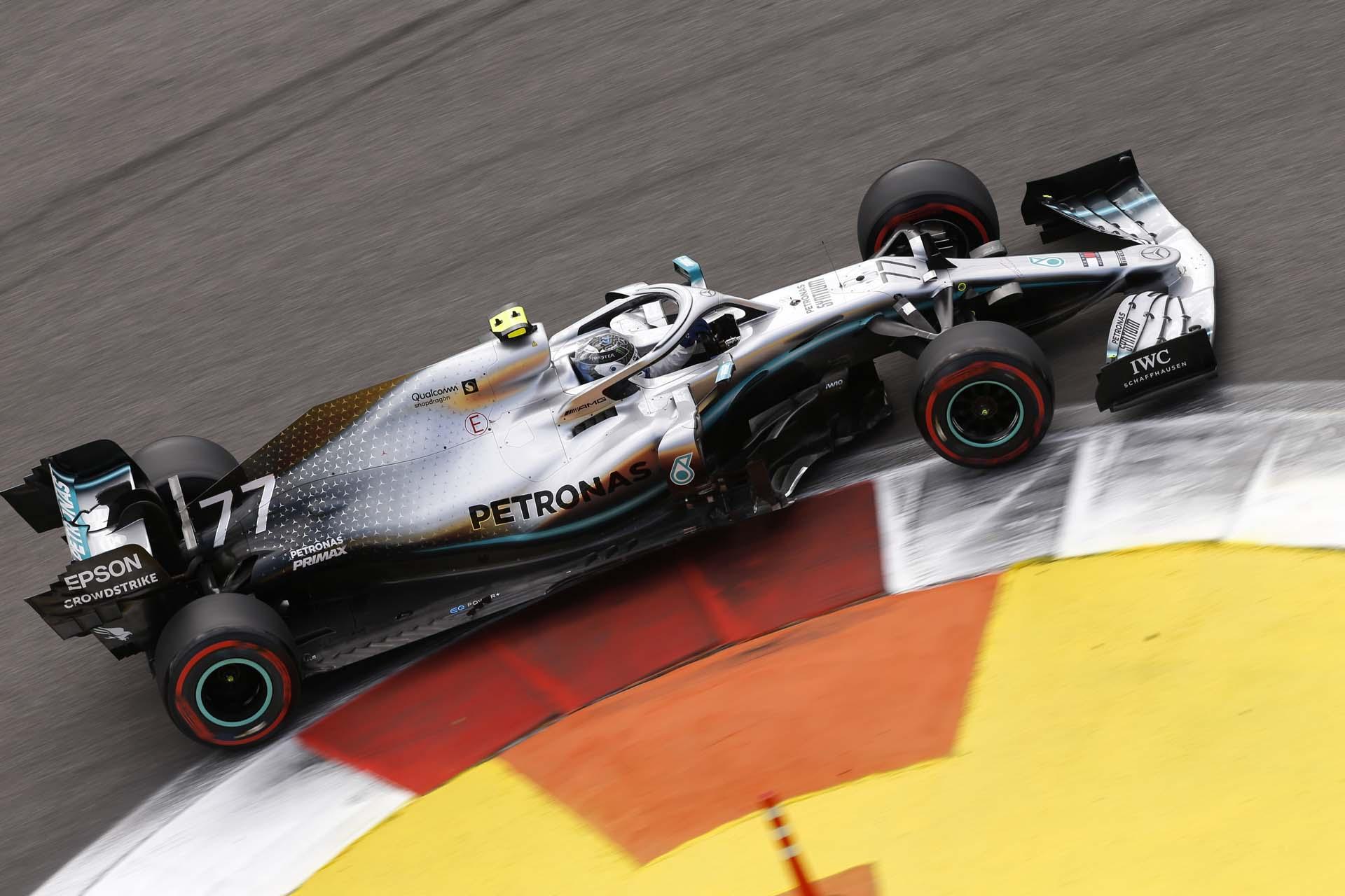 2019 Russian Grand Prix, Saturday - Wolfgang Wilhelm
