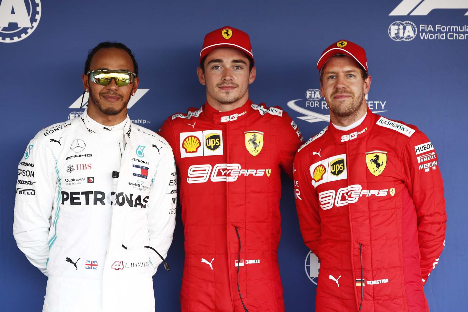 2019 Russian Grand Prix, Saturday - LAT Images
