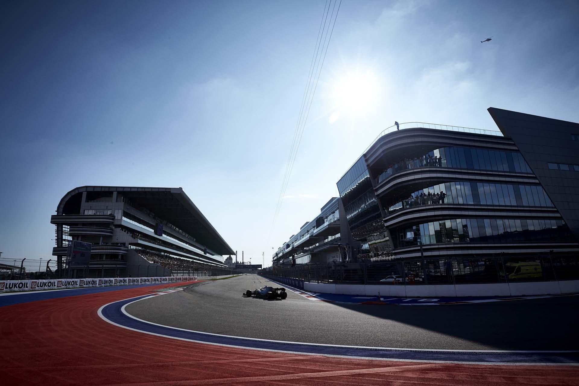 2019 Russian Grand Prix, Saturday - Steve Etherington