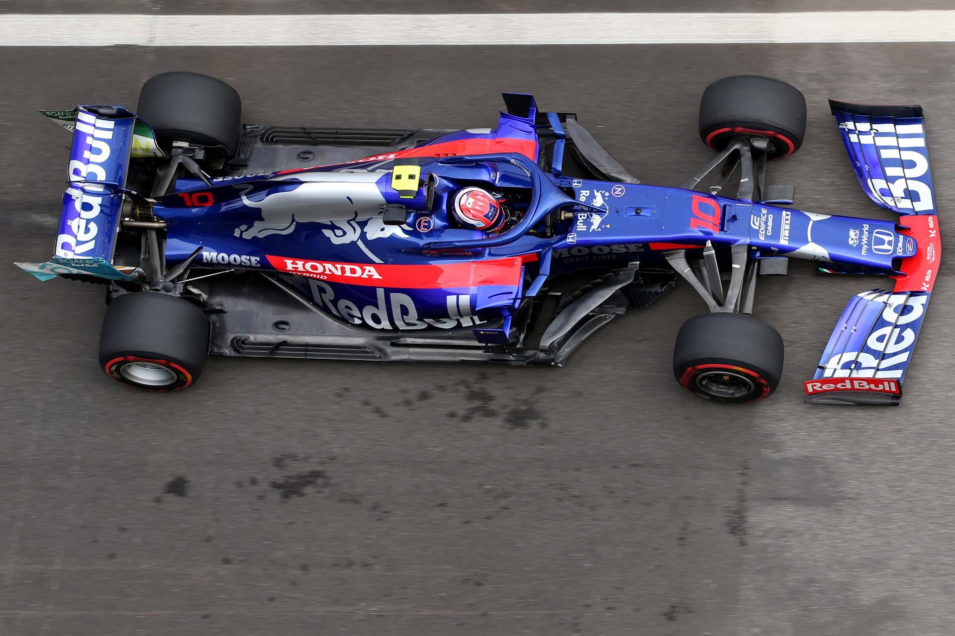 F1 Grand Prix of Russia - Practice
