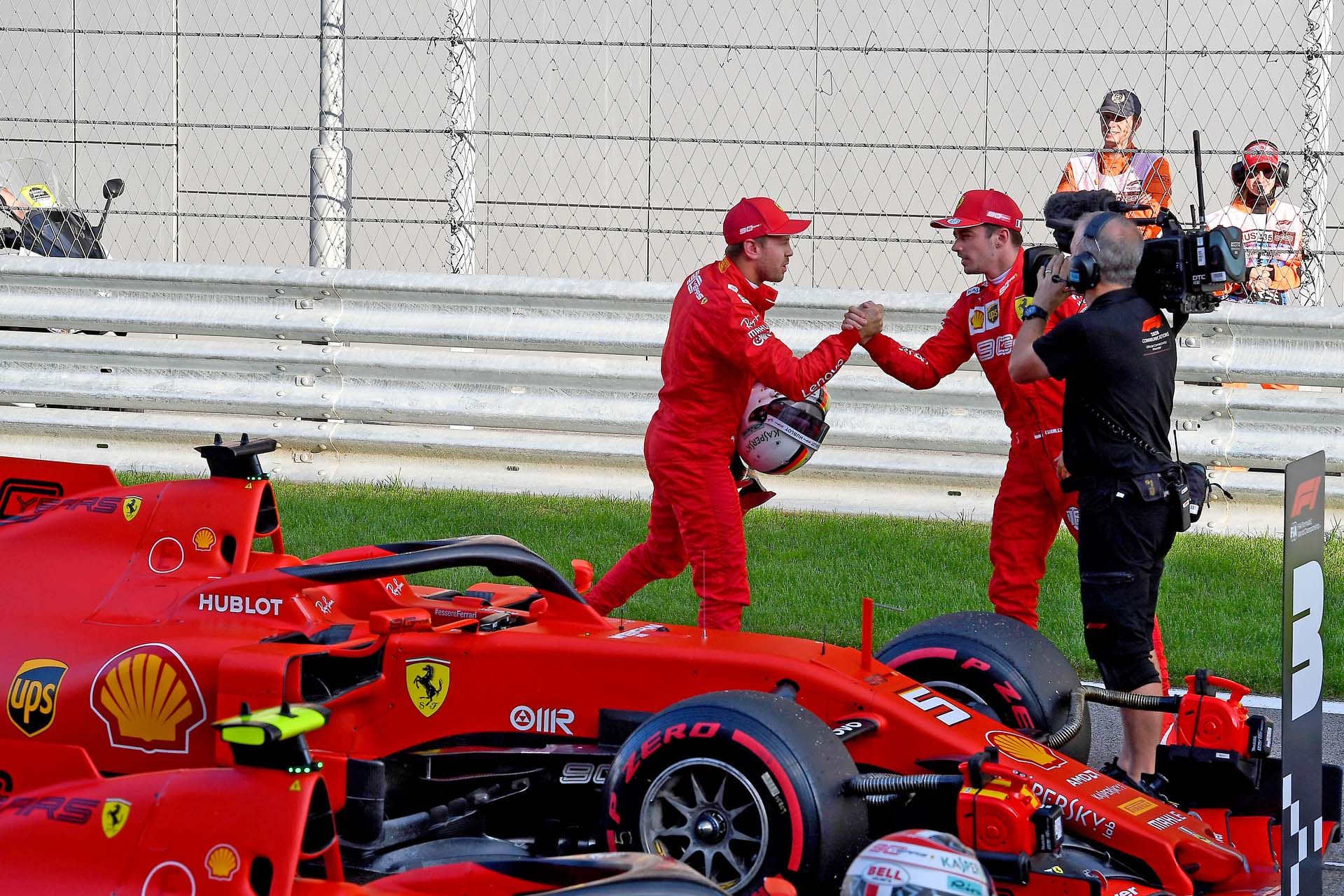 GP RUSSIA F1/2019 -  SABATO  28/09/2019