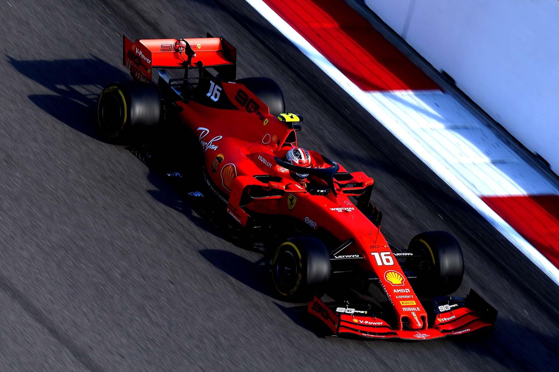 GP RUSSIA F1/2019 -  DOMENICA 29/09/2019