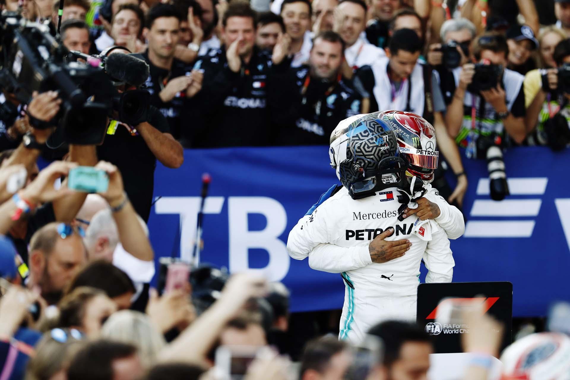 2019 Russian Grand Prix, Sunday - LAT Images