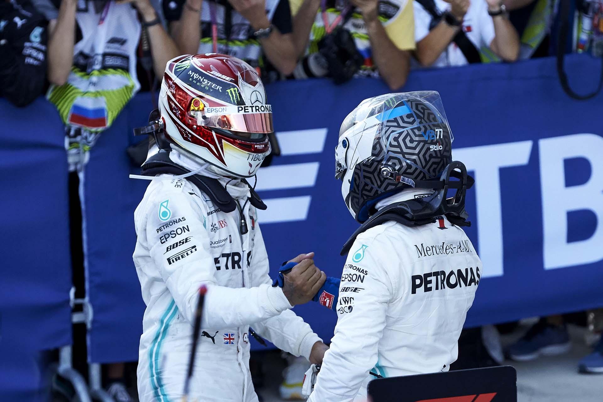 2019 Russian Grand Prix, Sunday - Steve Etherington