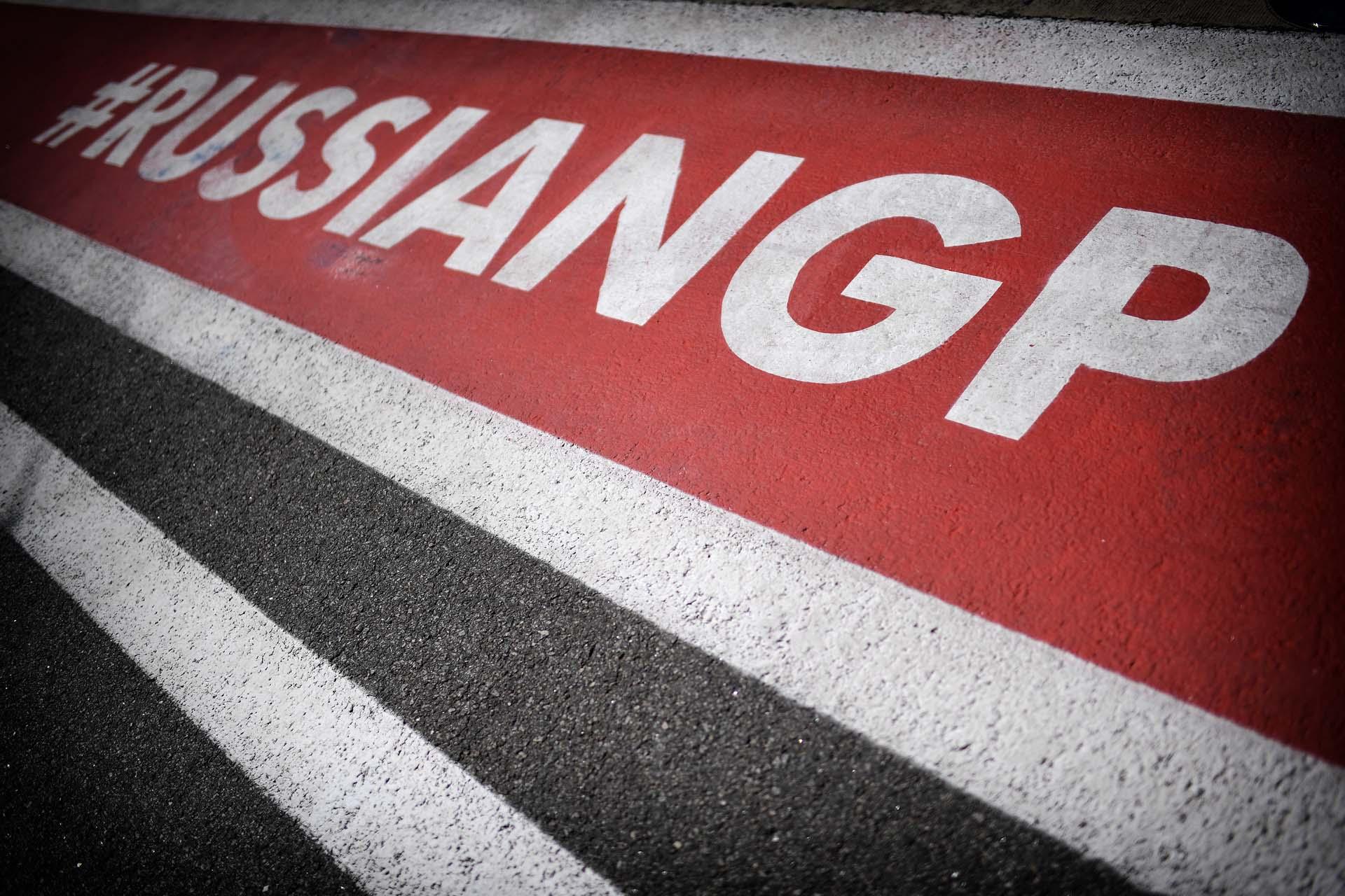 F1 - RUSSIAN GRAND PRIX 2017