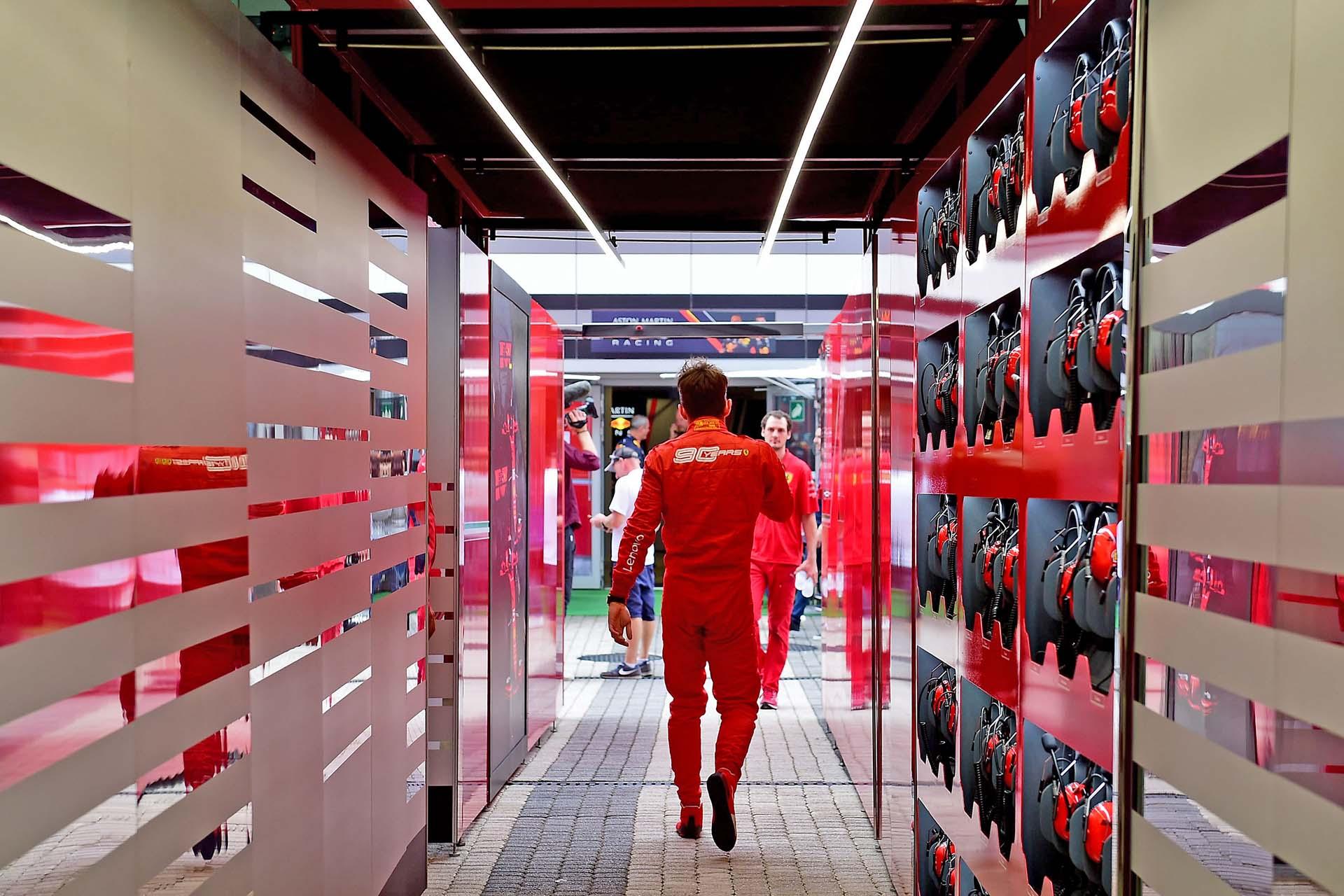 GP RUSSIA F1/2019 -  GIOVEDÌ 26/09/2019
