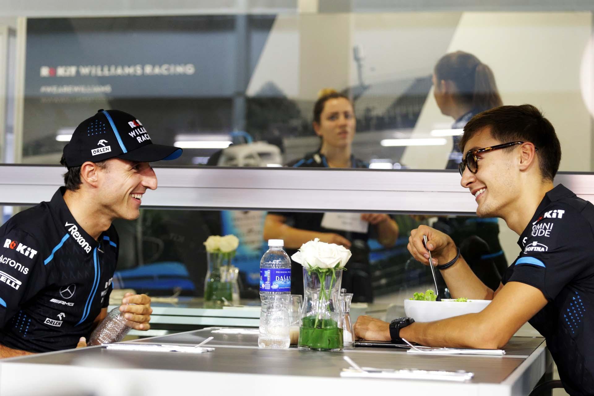 Motor Racing - Formula One World Championship - Singapore Grand Prix - Preparation Day - Singapore, Singapore
