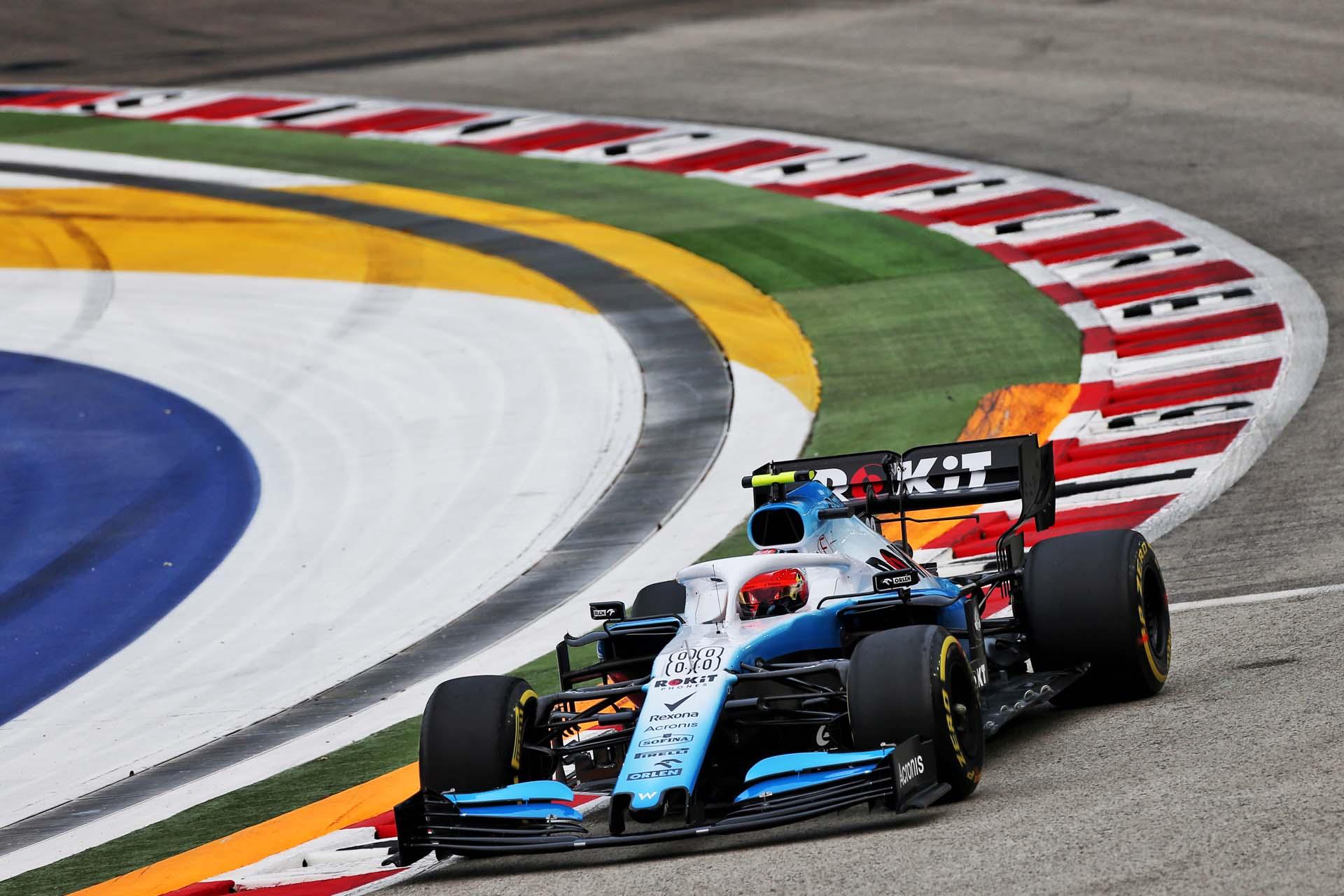 Motor Racing - Formula One World Championship - Singapore Grand Prix - Practice Day - Singapore, Singapore