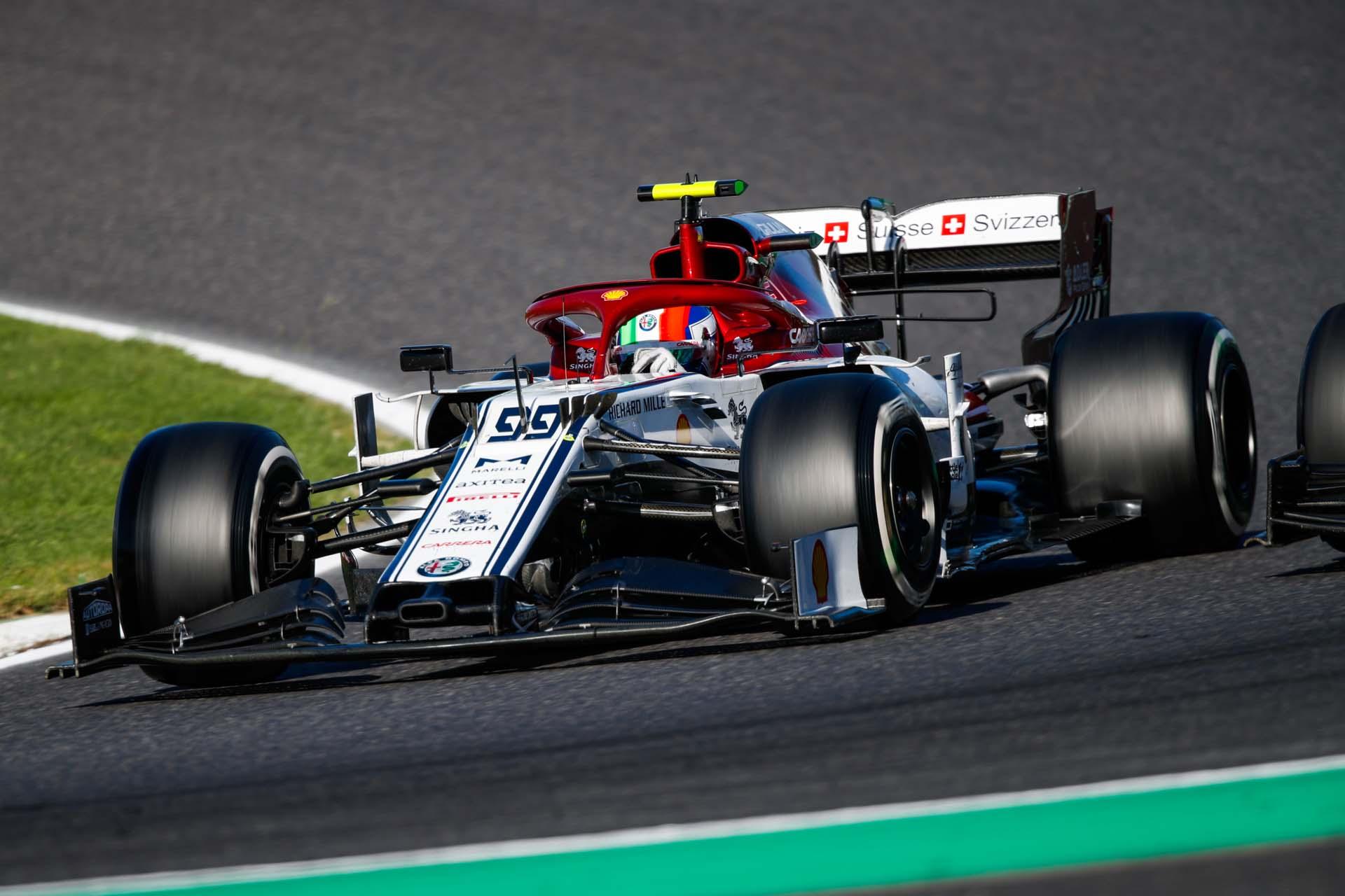F1 - JAPAN GRAND PRIX 2019